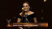 En İyi Kadın Haber Sunucu Ödülü: Buket Aydın / Kanal D Ana Haber