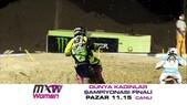 WMX Dünya Kadınlar Motokros Şampiyonası Fragman