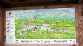İşte Heidi'nin Köyü