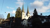 St. Leodegar Kilisesi