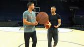 Avatar Atakan ve Kerem Tunçeri'nin Basketbol Mücadelesi
