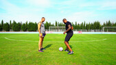 Pascal Nouma ve Avatar Atakan'ın Futbol Mücadelesi