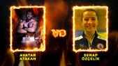 Serap Özçelik ve Avatar Atakan'ın Nefes Kesen Dövüş Mücadelesi