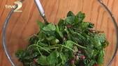 Bebek Ispanaklı Salata Tarifi