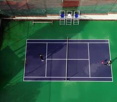 Ayak tenisini kim kazandı?