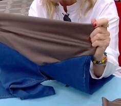 Hamile Pantolonu ve Hamile Bluzu Yapımı