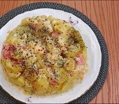Tavada Patates Pastası Tarifi