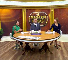 teve2 Magazin Masası 3. Bölüm - 27.10.2021