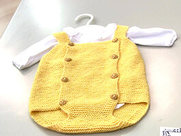 Bebek Tulumu Yapımı