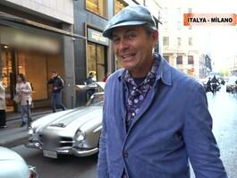 Ayhan Sicimoğlu ile Renkler |  İtalya Milano