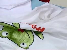 T-Shirt Dikimi ve Süsleme