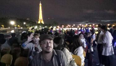 Paris'te Kore işkencesi