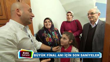Evim Şahane - 01.08.2016