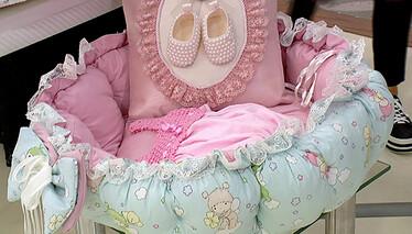 Portatif Çocuk Yatağı