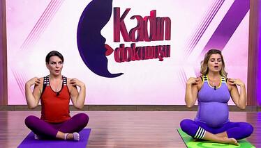 Hamilelikte yoga nasıl yapılır?