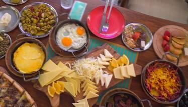 Adana Usulü Kahvaltı