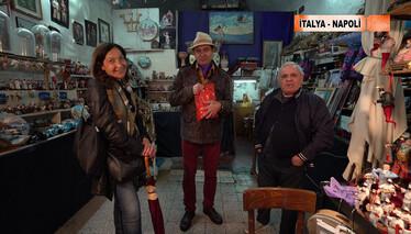 Ayhan Sicimoğlu ile Renkler | Napoli