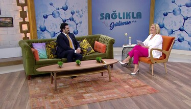 Derya Baykal'la Gülümse Sağlıkla  Gülümse 62. Bölüm - 25.05.2020
