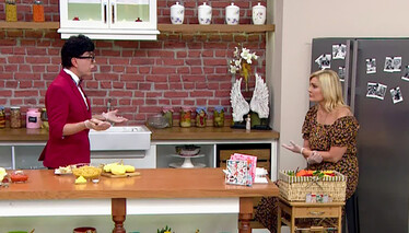 Derya Baykal'la Gülümse Yılmaz Morgül'den Patates Yemeği Tarifi