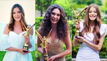Pantene Altın Kelebek Ödülleri Pantene Yıldızı Parlayanlar