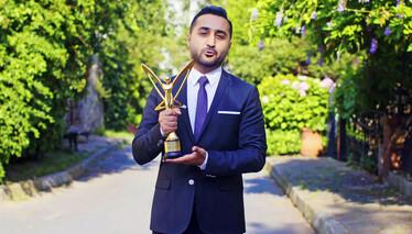 Pantene Altın Kelebek Ödülleri En İyi Komedi Dizisi Erkek Oyuncu - Onur Buldu