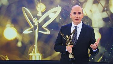 Pantene Altın Kelebek Ödülleri En İyi Erkek Haber Sunucusu - Cem Öğretir