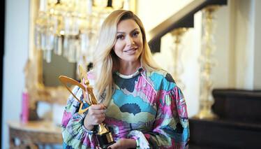 Pantene Altın Kelebek Ödülleri Hadise: Titreyerek konuşuyorum...