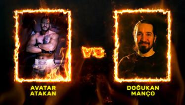 Doğukan Manço ve Avatar Atakan'ın Nefes Kesen Dövüş Mücadelesi