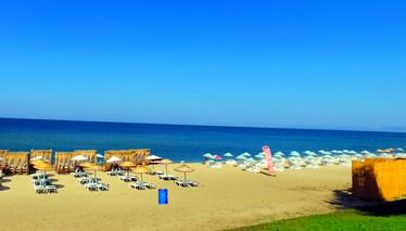 Durağımız Pırlanta Plajı