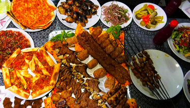 Silifke'de Yemek Zamanı