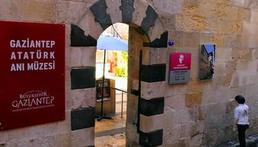 Rehber Gaziantep Atatürk Anı Müzesi