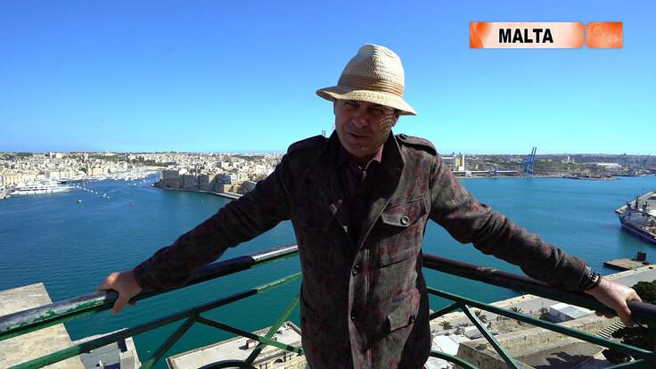 Ayhan Sicimoğlu ile Renkler | Malta