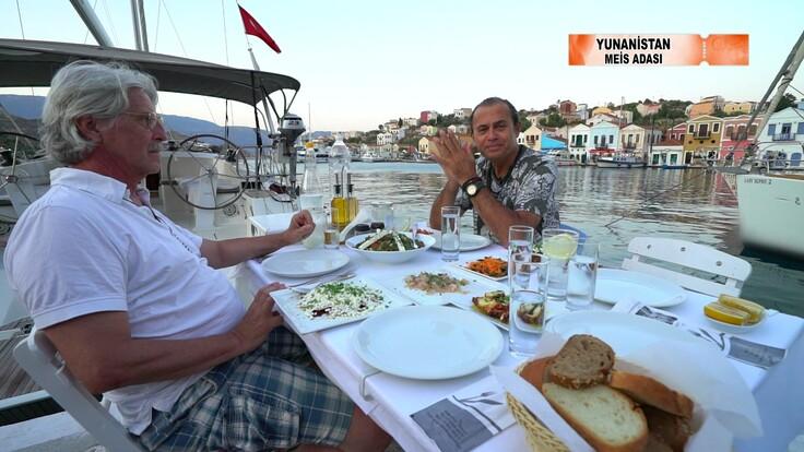Ayhan Sicimoğlu ile Renkler | Yunanistan Meis Adası