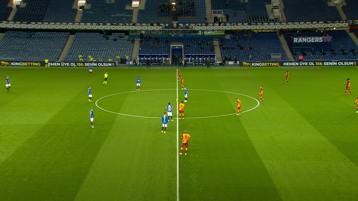 Rangers - Galatasaray Maçı (Avrupa Ligi Play-Off Maçı)